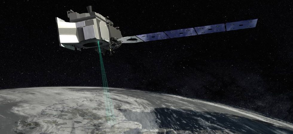 NASA launching 'Ice, Cloud and land Elevation Satellite-2' on September 15; Know everything about it (Image: Twitter)