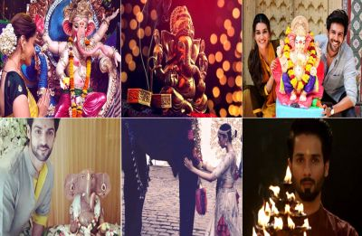 Ganesh Chaturthi 2018: Celebrities welcome Lord Ganesha and mark the beginning of joyous festivities