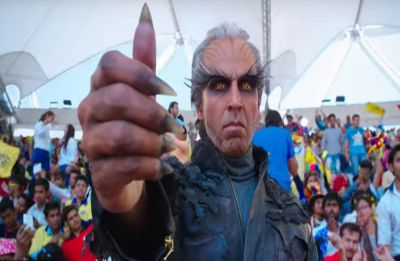 2.0 teaser out: Rajinikanth as Chitti to face Akshay Kumar as Crow Man