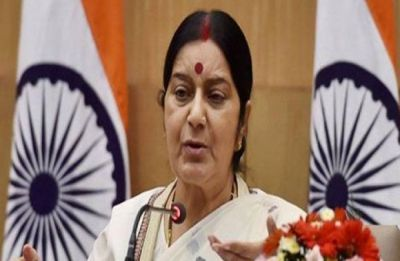 Sushma Swaraj arrives in Moscow to co-chair key bilateral meeting