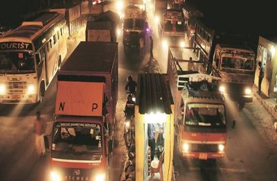 Uttar Pradesh: 64 detained during drive against illegally plying vehicles