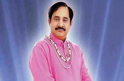 Self-styled godman Ashu Maharaj arrested on charges of rape