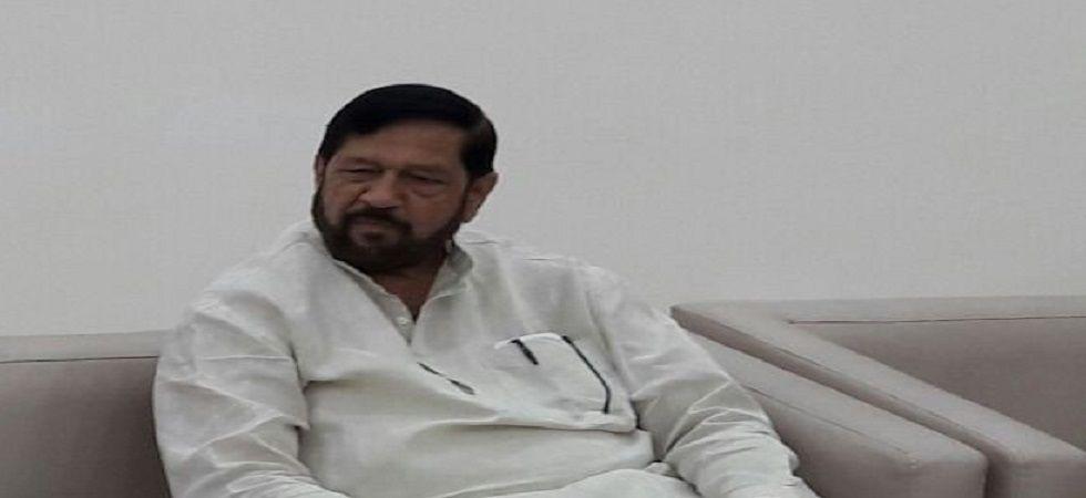 Maharashtra: Bapat withdraws defamation case against Nawab Malik (File Photo- Twitter/@crchaudharymos)