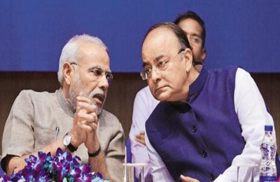 Rupee crisis: PM Modi holds economy review meeting with RBI governor, FM Arun Jaitley