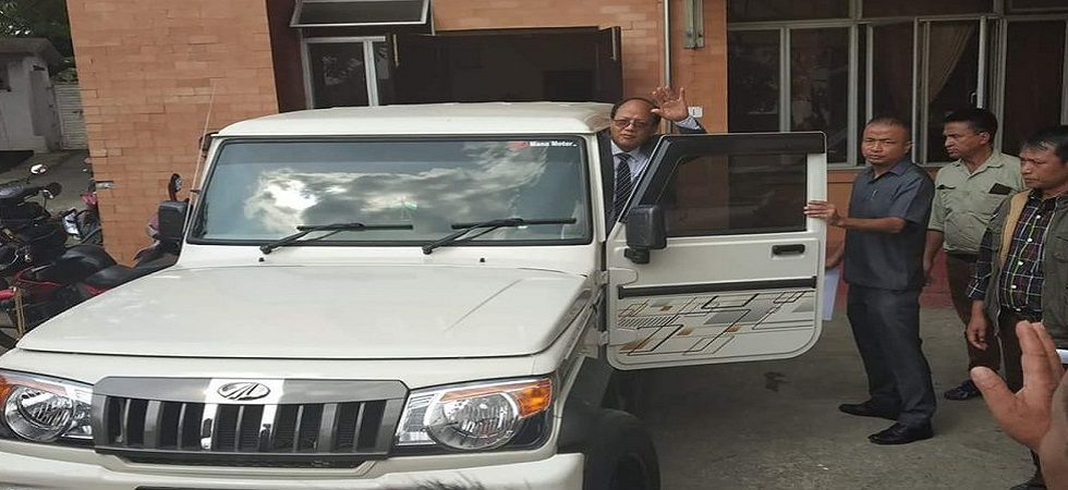 Jolt to Congress, Mizoram Home Minister R Lalzirliana quits party days after show cause notice (Photo: Twitter)