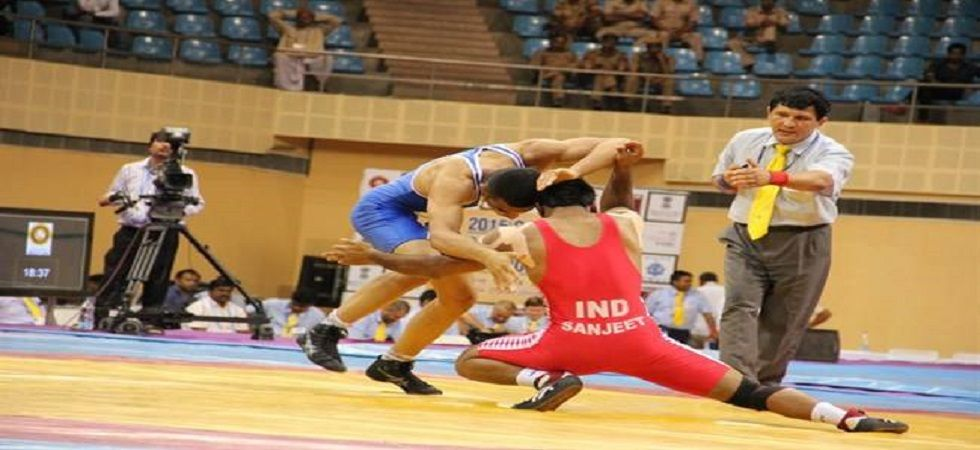 30-member Indian wrestling team to compete in World Junior Championship (File Photo- Twitter)