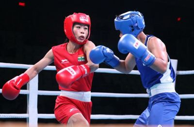 Gold for Mary Kom, Jyoti; Sarita ends with bronze in Polish boxing tourney