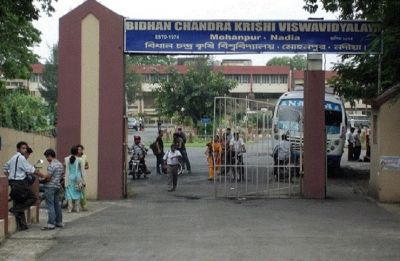 West Bengal: BCKV classes suspended, students asked to vacate hostels