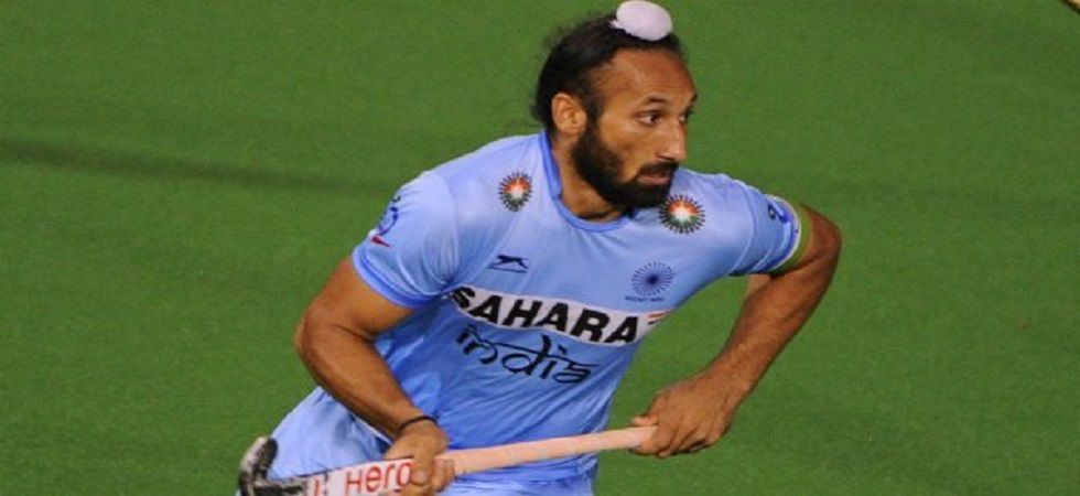 Sachin Tendulkar inspired me to make comeback after CWG snub: Sardar (Photo- Twitter/@jagbirolympian)
