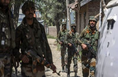 Jammu and Kashmir: Five LeT, HM militants gunned down in Kulgam encounter; search operation on