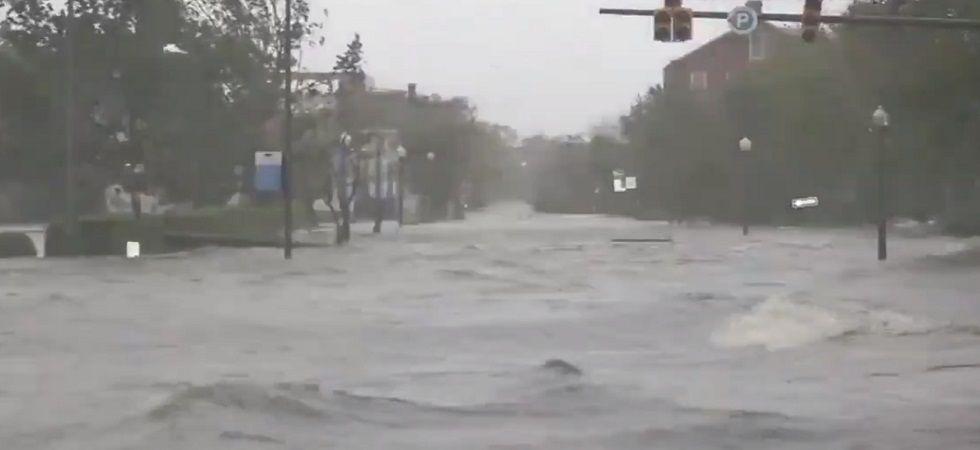 Florence turns deadly, unleashing 'catastrophic' floods on Carolinas (Photo- Twitter)