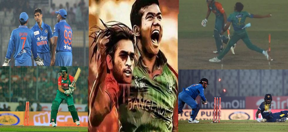 Asia Cup 2018: Top 5 controversial moments from previous edition