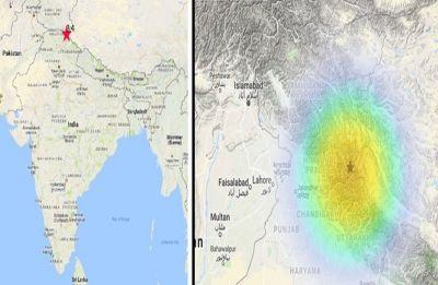 Earthquake strikes Himachal Pradesh's Kinnaur