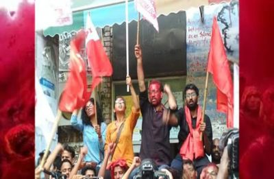 JNUSU Election Results 2018: Left Unity bags four central panel posts, N Sai Balaji new president