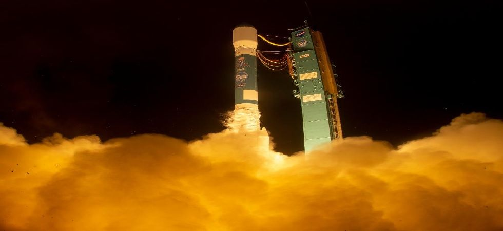 NASA launches ICESat-2 to track global ice loss (Image: Twitter)
