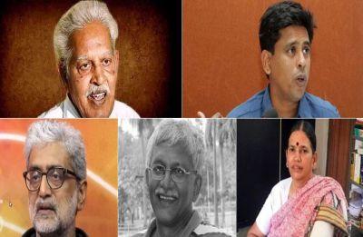 Bhima-Koregaon Violence Case: SC extends house arrest of 5 rights activists till September 19