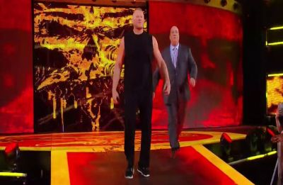 WWE Hell in a Cell 2018: Bearded Brock Lesnar returns and here is WHAT he did!