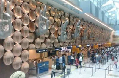 Delhi airport gets Airport Service Quality award