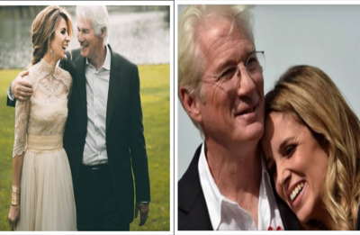Richard Gere becoming a father again at 69