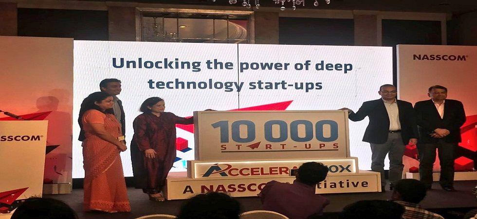 Nasscom accelerates efforts for deep-tech innovation in India (Photo- Twitter/@NASSCOMStartUps)