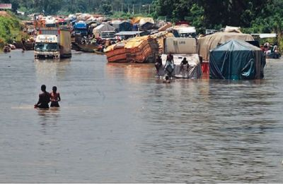 Nigeria: Severe floods leave 100 die, national disaster declared