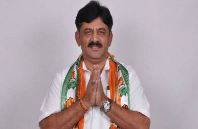 Karnataka: Money laundering case registered against minister DK Shivakumar, others