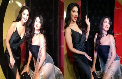 Sunny Leone wax statue unveiled at Delhi's Madame Tussauds