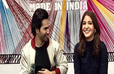 Sui Dhaaga stars Varun and Anushka signed as ambassadors of Skill India Campaign