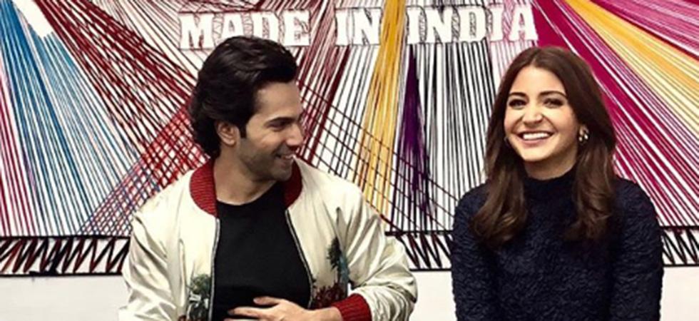 Image courtesy: Anushka Sharma and Varun Dhawan in Sui Dhaaga/ Instagram
