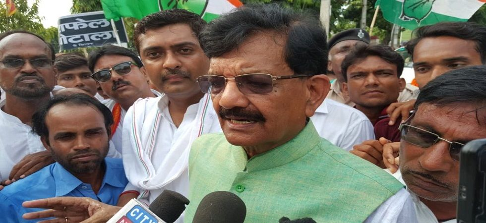 Bihar: Madan Mohan Jha appointed as new state Congress president (Photo: Twitter)