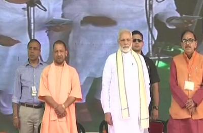 Modi In Varanasi: PM launches development projects worth Rs 557 crore