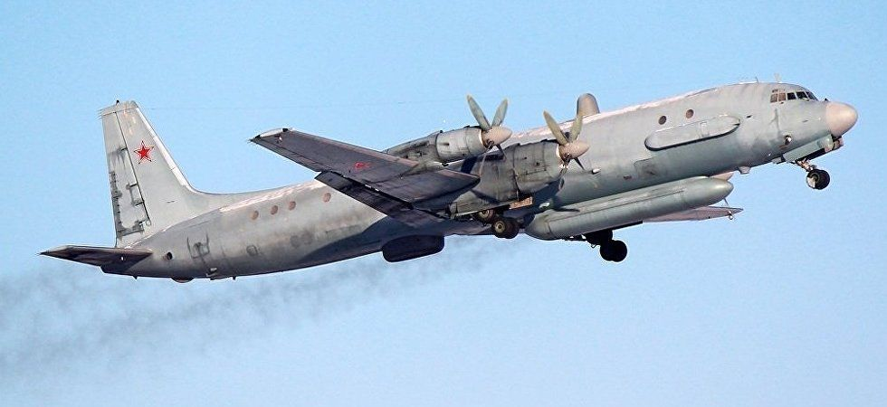 Russian military IL-20 jet vanishes from radar off near Khmeimim Air Base in Syria  (Representational Image)