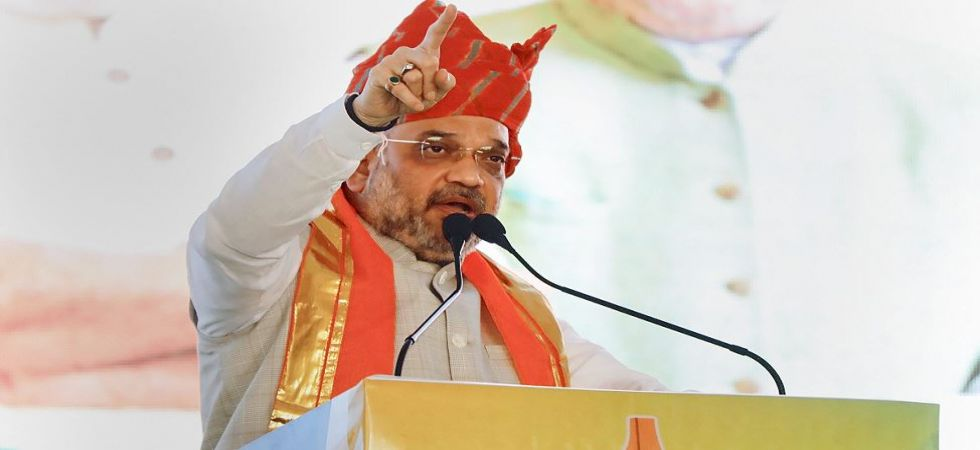 BJP can only double income of farmers by 2022, says Amit Shah (Photo Source: PTI)