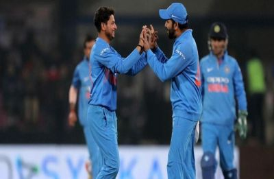 Kuldeep Yadav becomes fastest Indian spinner to take 50 ODI wickets