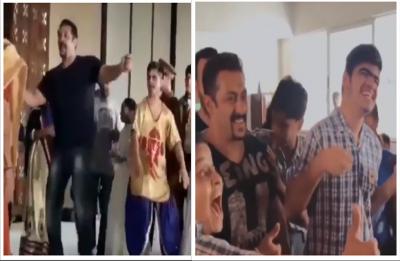 Salman Khan inaugurates institute for special children in Jaipur; Watch Video