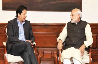 Imran Khan writes to PM Modi: 'Look forward to working with you'