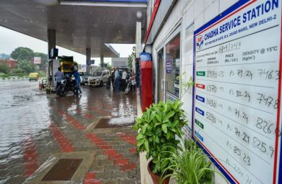 Petrol price scales new high, diesel rates remain unchanged - September 20 fuel prices here