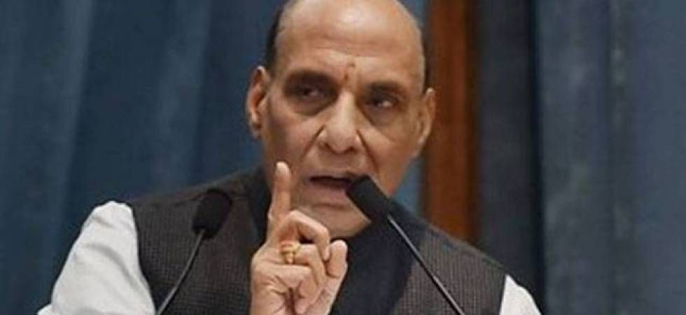 MHA creating emergency response support system to check crimes: Rajnath (File Photo)
