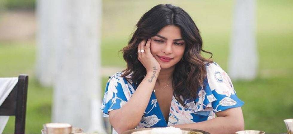 Priyanka Chopra, Broken Window, Bhoga Khirikee, Film release/ Image courtesy: Facebook