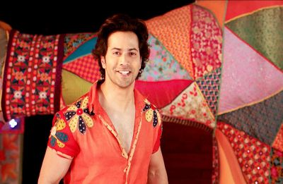 Mauji Varun Dhawan infected with a Dance fever but 'Sab Badhiya Hai'