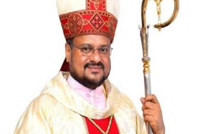 Bishop accused of raping nun to be arrested tonight: Police