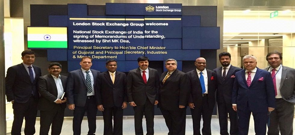 London Stock Exchange strikes pact with National Stock Exchange of India (Photo- Twitter/@jaxayshah)
