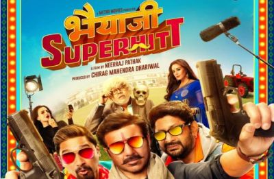 Bhaiaji Superhit Teaser: Sunny Deol and Arshad Warsi will take you on a cheesy side-splitting roller-coaster