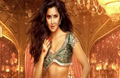 Katrina Kaif's first look as Suraiyya in 'Thugs of Hindostan' is out