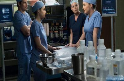 Ellen Pompeo hints 'Grey's Anatomy' could end after season 16