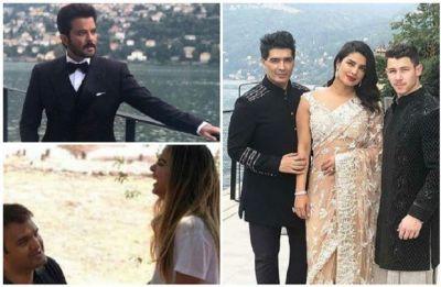 Isha Ambani's engagement: Priyanka Chopra, Nick Jonas, Sonam Kapoor seen all decked-up in Italy