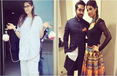 Ayushmann's wife Tahira reveals cancer diagnosis, actor says she is a fighter