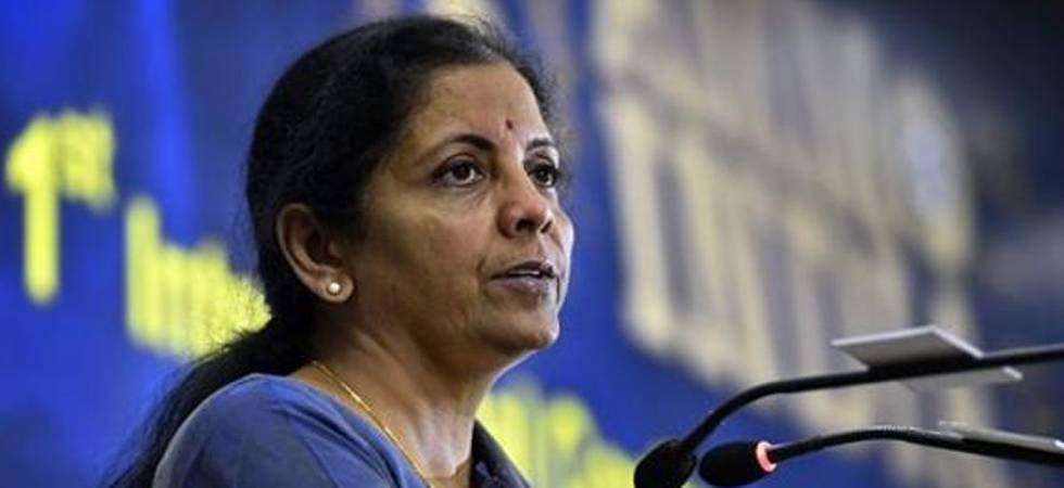 Rafale Deal: Nirmala Sitharaman lashes out at Rahul Gandhi (File Photo)