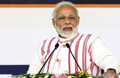 PM Modi launches Ayushman Bharat, says healthcare scheme a 'game changer'