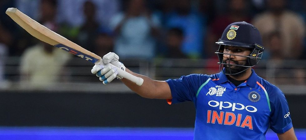 Asia Cup 2018: Rohit Sharma can break these 3 records against Pakistan (Photo: Twitter)